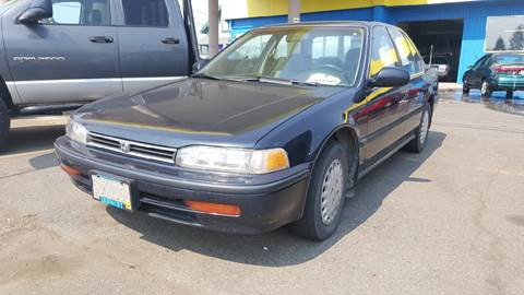 1992 Honda Accord for sale in Roseburg, OR
