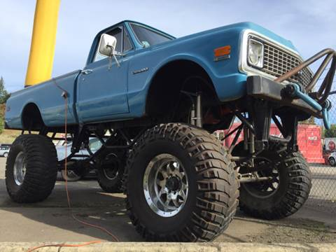 1971 Chevrolet C/K 20 Series for sale in Roseburg, OR