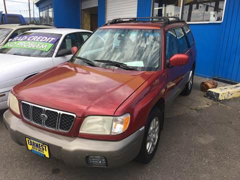 2001 Subaru Forester for sale in Roseburg, OR