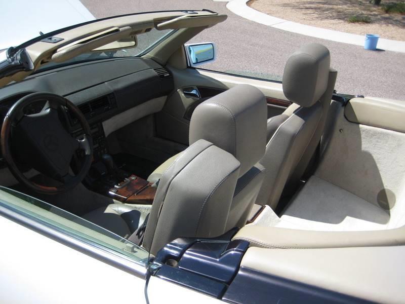 1997 Mercedes-Benz SL-Class SL600 2dr Convertible - Tempe AZ