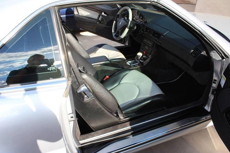 2002 Mercedes-Benz SL-Class SL500 2dr Convertible - Tempe AZ
