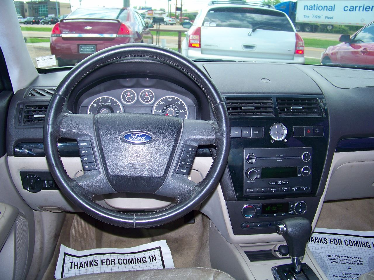 Ford ford fusion v6 : 2008 Ford Fusion V6 SEL In Jackson MS - Okees Used Auto Sales INC
