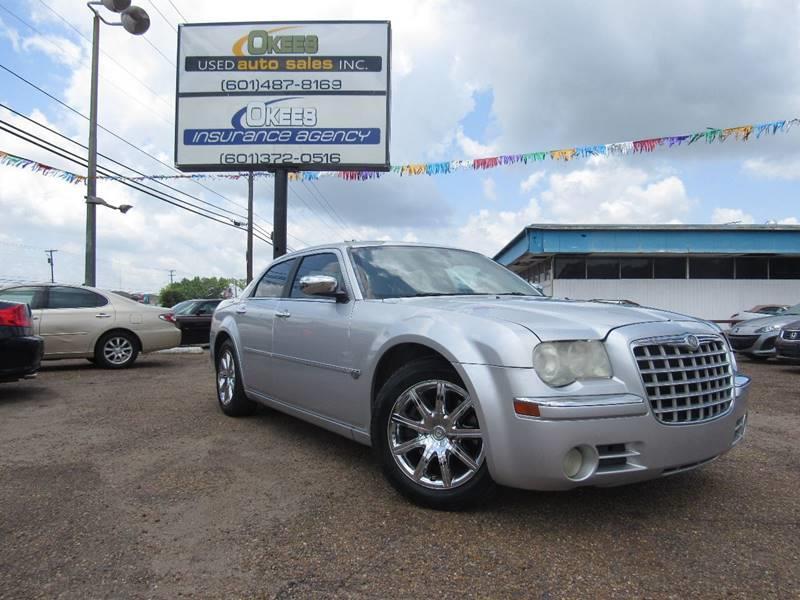 Used Cars Jackson Ms >> 2007 Chrysler 300 C 4dr Sedan In Jackson Ms Okees Used Auto