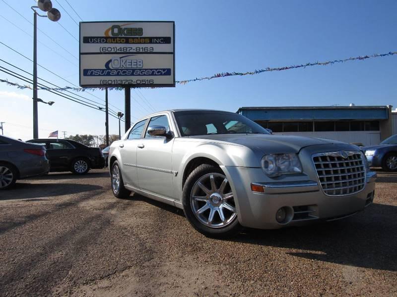 Used Cars Jackson Ms >> 2005 Chrysler 300 C 4dr Sedan In Jackson Ms Okees Used Auto