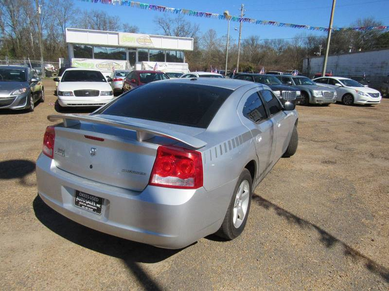 2009 Dodge Charger SE 4dr Sedan In Jackson MS  Okees Used Auto
