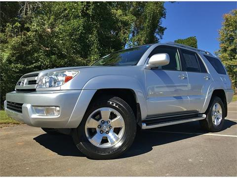2004 Toyota 4Runner for sale in Dobson NC
