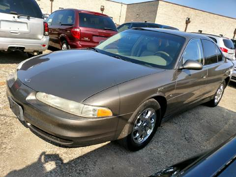2002 Oldsmobile Intrigue for sale in Peoria, IL