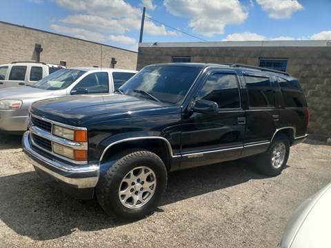 1999 GMC Yukon for sale in Peoria, IL