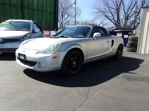 2003 Toyota MR2 for sale in Erie, PA