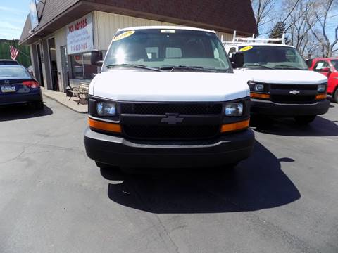 2005 Chevrolet Express Cargo for sale in Erie, PA