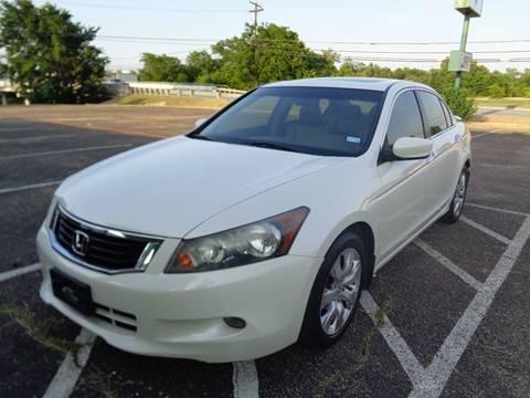 2009 Honda Accord for sale in Killeen, TX