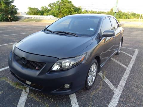 2010 Toyota Corolla for sale in Killeen, TX