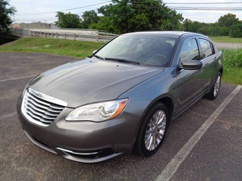 2013 Chrysler 200 for sale at K Town Auto in Killeen TX