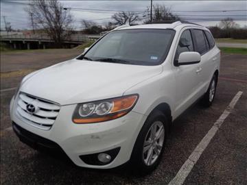 2010 Hyundai Santa Fe for sale in Killeen, TX