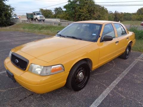 2010 Ford Crown Victoria for sale in Killeen, TX