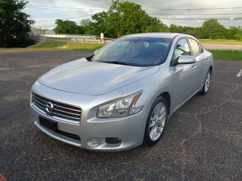 2010 Nissan Maxima for sale in Killeen, TX