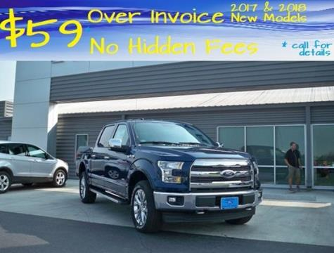 2017 Ford F-150 for sale in Marshall, MO