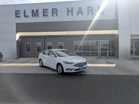 2017 Ford Fusion for sale in Marshall, MO