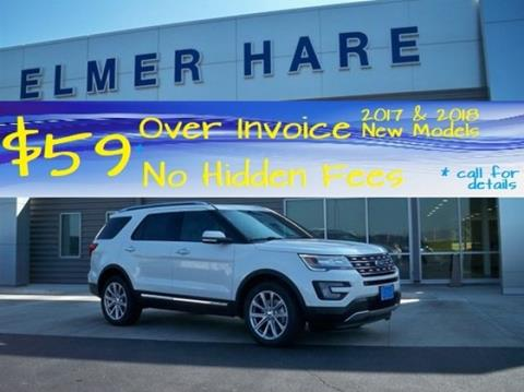 2017 Ford Explorer for sale in Marshall, MO