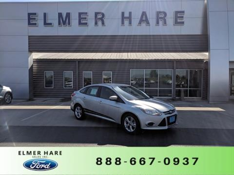 2014 Ford Focus for sale in Marshall, MO