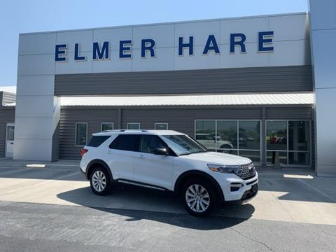 2020 Ford Explorer for sale in Marshall, MO