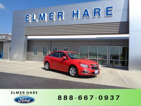 2015 Chevrolet Cruze for sale in Marshall, MO