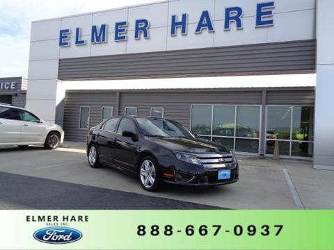 2012 Ford Fusion for sale in Marshall, MO