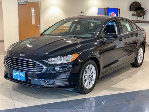 2020 Ford Fusion for sale in Marshall, MO