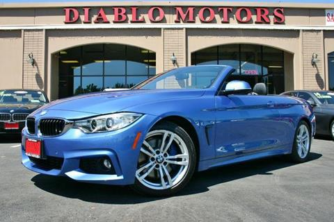 2014 BMW 4 Series for sale in San Ramon, CA