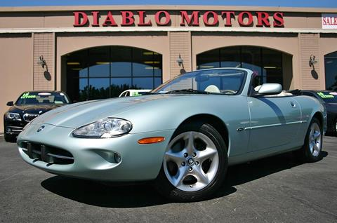 2000 Jaguar XK-Series for sale in San Ramon, CA