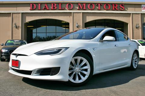 2016 Tesla Model S for sale in San Ramon, CA