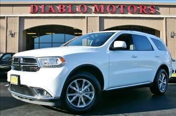 2015 Dodge Durango for sale in San Ramon, CA