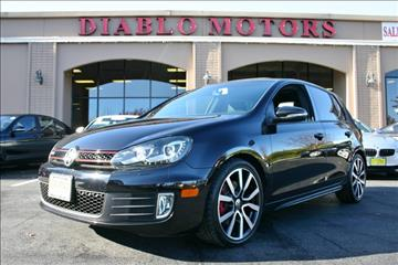 2013 Volkswagen GTI for sale in San Ramon, CA