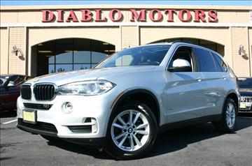 2015 BMW X5 for sale in San Ramon, CA