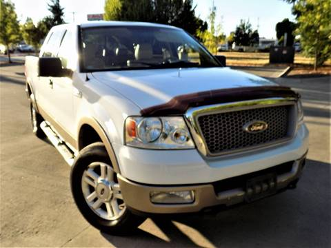 2004 Ford F-150 for sale at A1 Group Inc in Portland OR
