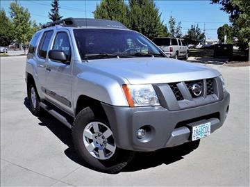 2005 Nissan Xterra for sale at A1 Group Inc in Portland OR