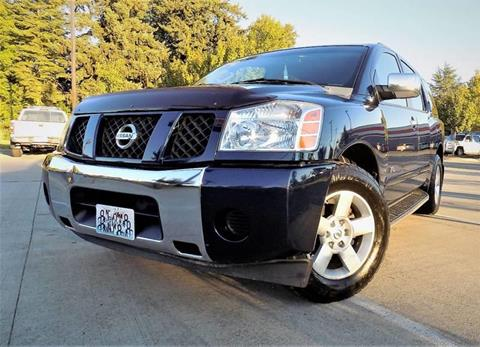 2006 Nissan Armada for sale in Portland, OR