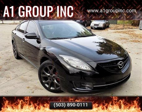 2009 Mazda MAZDA6 for sale at A1 Group Inc in Portland OR