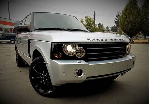 2006 Land Rover Range Rover for sale at A1 Group Inc in Portland OR