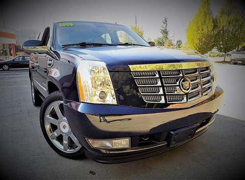 2009 Cadillac Escalade Hybrid for sale at A1 Group Inc in Portland OR