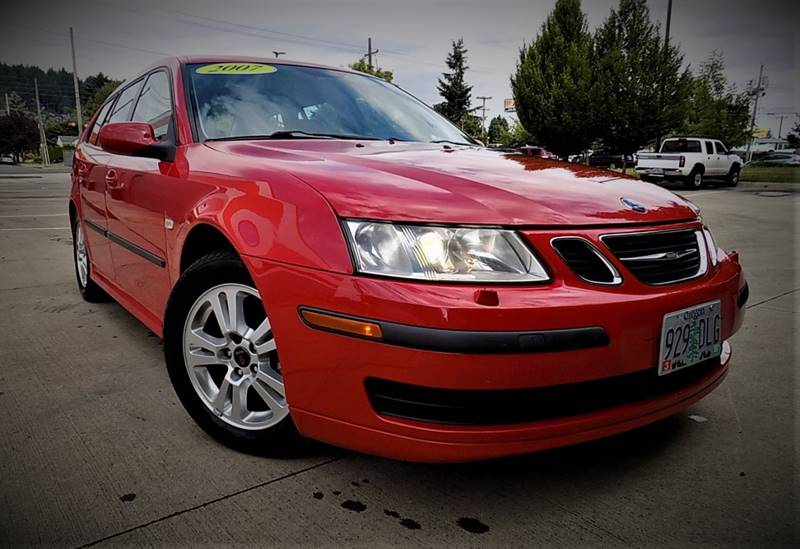 2007 Saab 9 3 2 0t Sportcombi 4dr Wagon In Portland Or A1 Group Inc