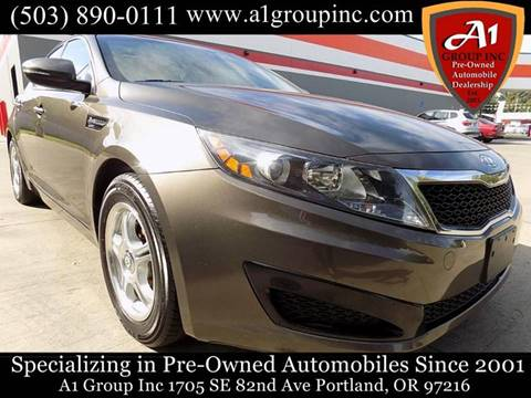 2011 Kia Optima for sale in Portland, OR