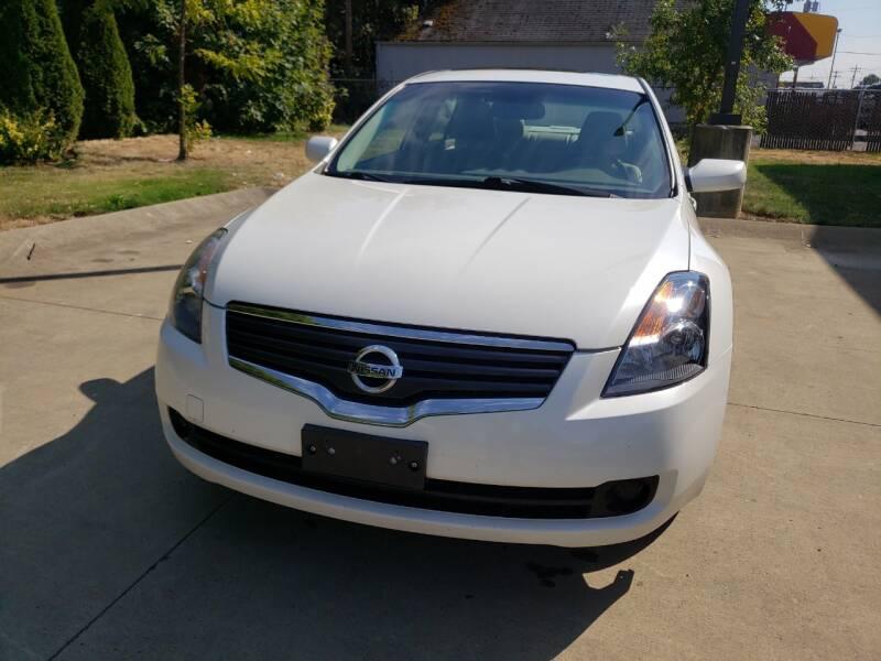 2008 Nissan Altima 2.5 SL SULEV 4dr Sedan - Portland OR