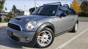 2008 MINI Cooper Clubman for sale in Portland, OR