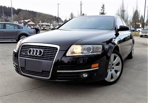 2005 Audi A6 for sale in Portland, OR