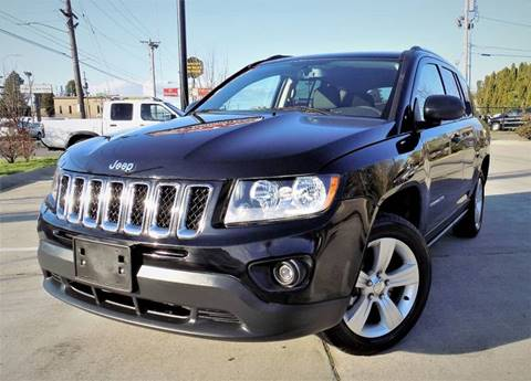 2016 Jeep Compass for sale in Portland, OR