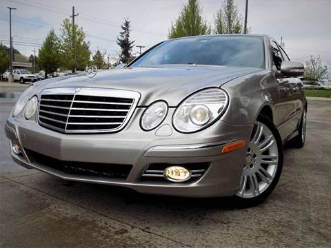 2008 Mercedes-Benz E-Class for sale in Portland, OR