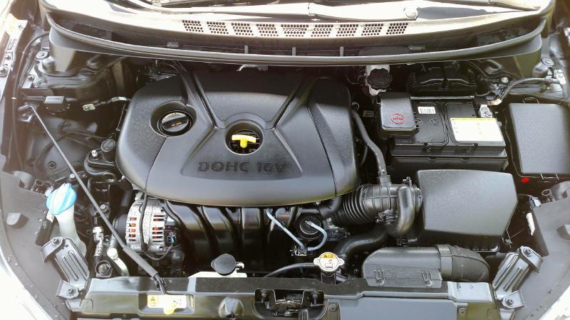 2014 Hyundai Elantra SE 4dr Sedan - Hamilton NJ