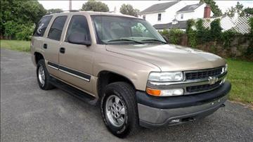 2005 Chevrolet Tahoe for sale in Hamilton, NJ