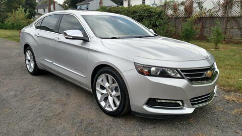 2014 Chevrolet Impala for sale in Hamilton, NJ